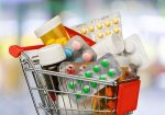 Shopping Trolley full of Medications