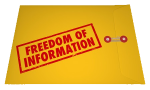 Freedom of Information envelope.